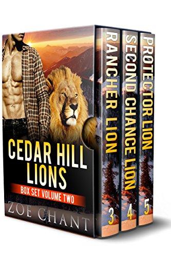 Cedar Hill Lions Box Set 2