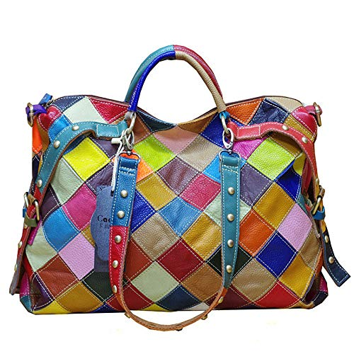 Moderne De Main 41 Marée Multi De De Sac Multi D'épaule 30 Colored Facultatives Minimaliste XRKZ 2 Coloré Sac colored Couleurs Couleur à De Contraste Sac 13CM 0EqwwaZ