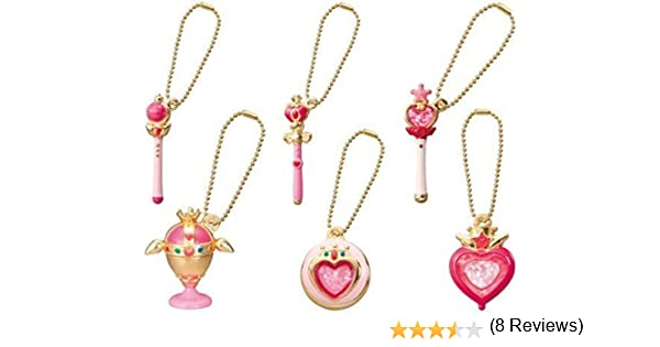 Sailor Moon Stick /& Rod ver.4 Gashapon 6set Bandai Japan