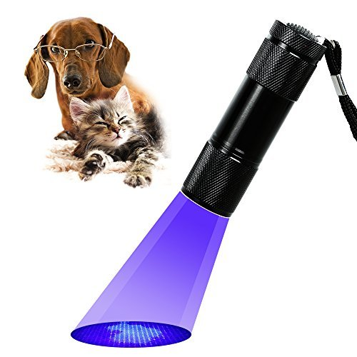 MassMall UV Flashlights/Black Lights/Ultraviolet LED Flashli