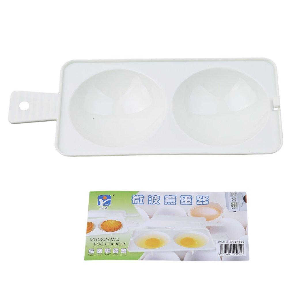 yesiidor escalfador de huevos para microondas escalfador de huevos ...
