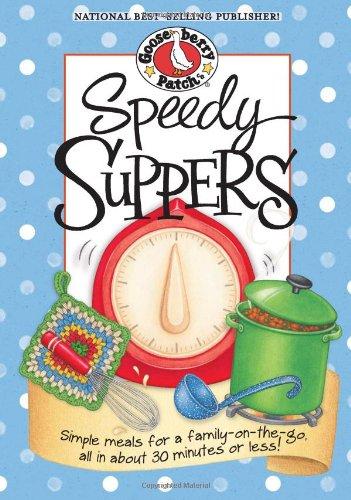 Read Online Speedy Suppers Cookbook (Everyday Cookbook Collection) ebook
