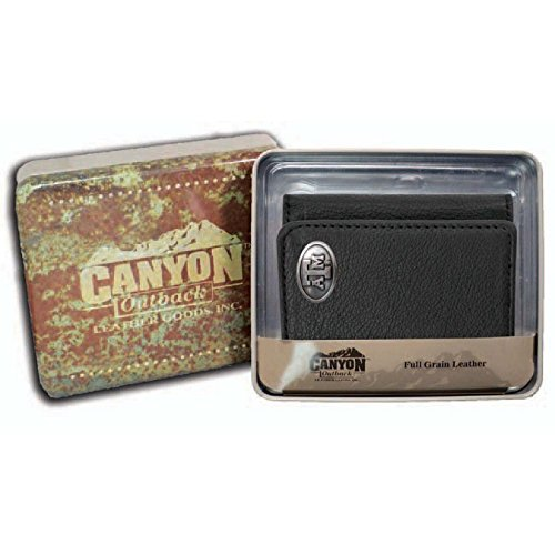 canyon-outback-tri-fold-black-wallet-m-texas-am-aggies