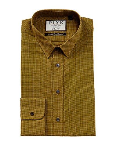 thomas-pink-mens-godfrey-slim-fit-dress-shirt-16-yellow