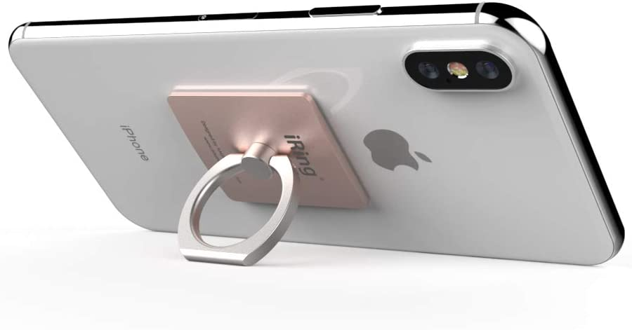 ring phone holder also can be used as a kickstand