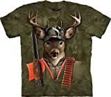 The Mountain Hunter Buck Adult T-shirt 3XL Review and Comparison