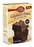 Betty Crocker Gluten Free Brownie Mix, 16 Ounce - 6 per case.