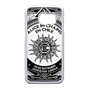 Samsung Galaxy S6 Edge Phone Case Alice In Chains