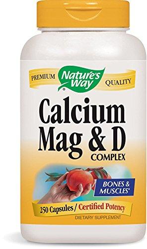 Nature's Way Calcium Mag & D Complex 250 Capsule