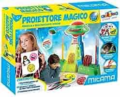 Mitama- Proyector mágico LED-Creangolo, 62504