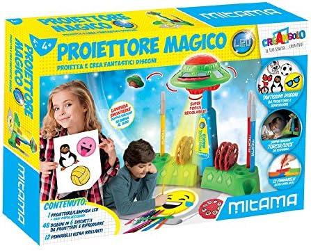 Mitama- Proyector mágico LED-Creangolo, 62504: Amazon.es: Juguetes ...