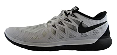 huge selection of 71a88 a404b Chaussures Homme Nike Free 5.0 Blanc Noir 642198–100 - - blanc noir,