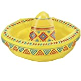 Rimi Hanger Kids Inflatable Sombrero 18 inches Hat Childrens Blow up Fancy Dress Party Accessory 18 inches