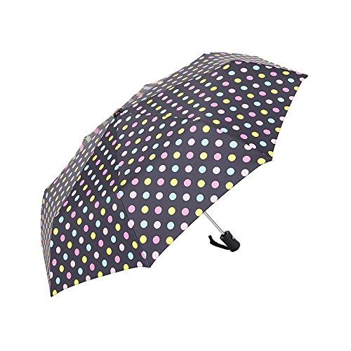 Vivona Automatic Windproof Folding Umbrella Men Women 8 Ribs Umbrellas Travel Lightweight Rain Gear - (Color: 4) by Vivona (Image #2)