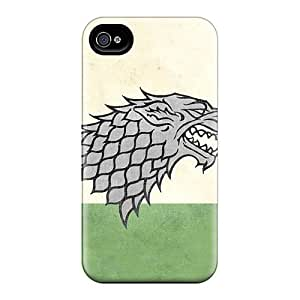 Brand New 4/4s Defender Case For Iphone (game Of Thrones 1)