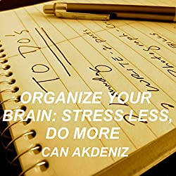 Organize Your Brain: Stress Less, Do More (Self Improvement & Habits) (Volume 4)