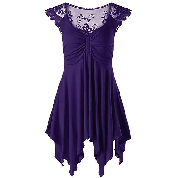AIFGR Falda de señora Damas Vestido de Fiesta de Noche de cóctel ...