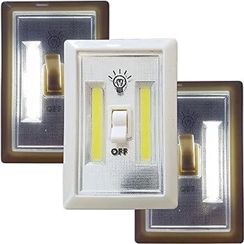 Bright Eyes Battery Powered Portable LED Light - Closet