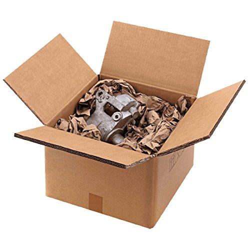 TAP 28116 Caisses carton double cannelure 50 cm Longueur 30 cm Hauteur 40 cm Largeur Pack de 10