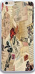 Dseason Iphone Case, Iphone 6 Plus (5.5 inch) Case New Slim Hard Unique Design Christian Quotes Wind restoring ancient ways, the envelope of a rose