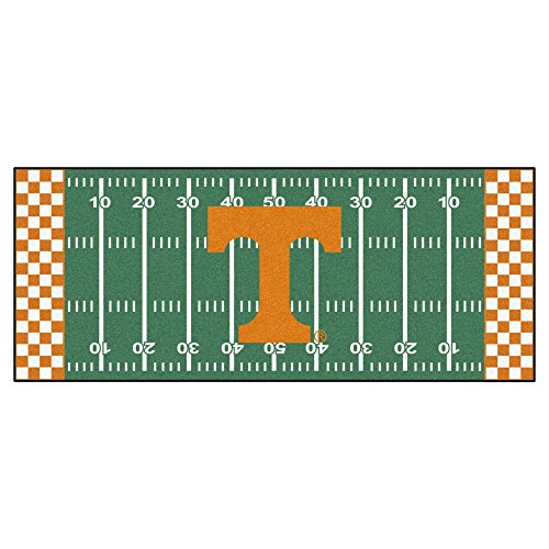 (University of Tennessee Football Field Runner)