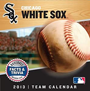 Perfect Timing - Turner 2013 Chicago White Sox Box Calendar (8051035)