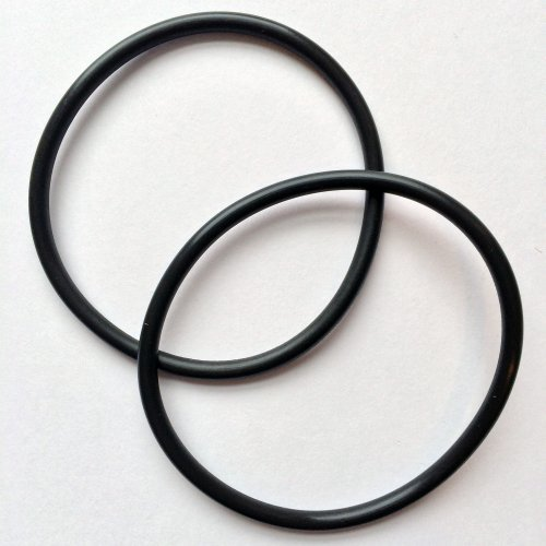 2 pack of Replacement Drive Belts for Lortone 3A Tumbler - 3a Tumbler