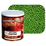 Emergency Essentials Freeze Dried Green Peas - 18 oz