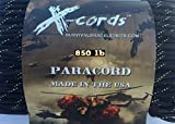 X-cords Paracord 850 Lb Stronger Than 550 and 750 Made By...