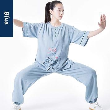 llh Mujes Tai Chi Traje Lino Chino Tradicional Tai Chi ...