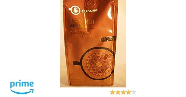 Amazon.com : Barissimo Coffee Hazelnut Roast 12oz. : Grocery & Gourmet Food
