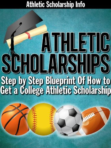 Amazon athletic scholarships step by step blueprint for athletic scholarships step by step blueprint for playing college sports book 1 by fandeluxe Gallery