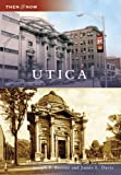 Front cover for the book Utica by Joseph P. Bottini