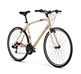 "Raleigh Cadent 1 Urban Fitness Bike, 19"" /Lg Frame, Tan, 19"" / Large"