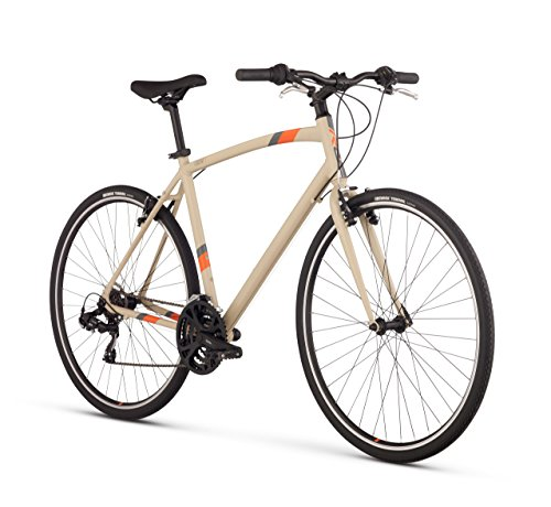 "Raleigh Cadent 1 Urban Fitness Bike, 19"" /Lg Frame, Tan, 19"" / Large Raleigh Bikes"