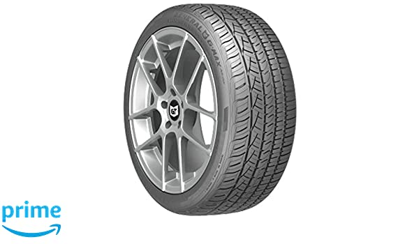 Amazon Com General G Max As 05 Performance Radial Tire 205 40zr17