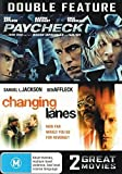 Paycheck / Changing Lanes | NON-USA Format | PAL | Region 4 Import - Australia