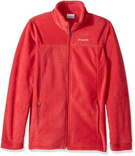 (Columbia Youth Boys' Steens Mt II Fleece Jacket, Soft Fleece with Classic Fit)