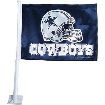 Rico Dallas Cowboys Car Flag RICO Industries FG1801