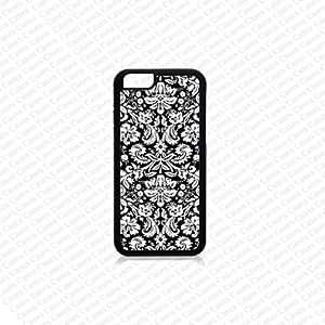 Krezy Case iPhone 6 Case, iPhone 6 case, Damask Pattern iPhone 6 Case, Cute iPhone 6 Case, Unique iPhone 6 Case