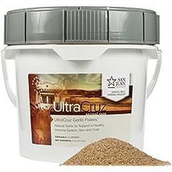 UltraCruz Garlic Flakes, 10 lb