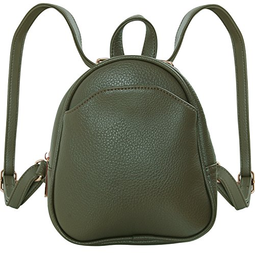 Leather Chic Handbag - 9