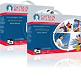Captain in a Box: Package A: (2) OUPV/Six-Pack Captain's License