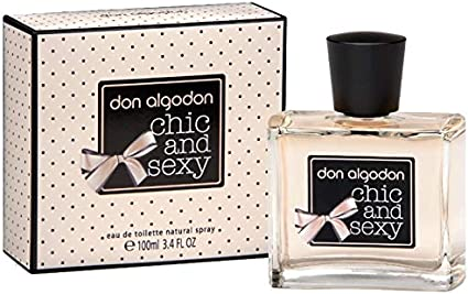 Da Chic&Sexy Eau De Toilette 100Ml Vap: Amazon.es: Belleza