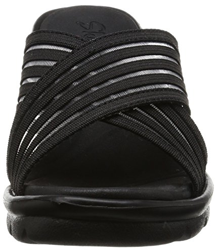 Skechers Promenade Easy Go Black 38948BBK, Sandalias