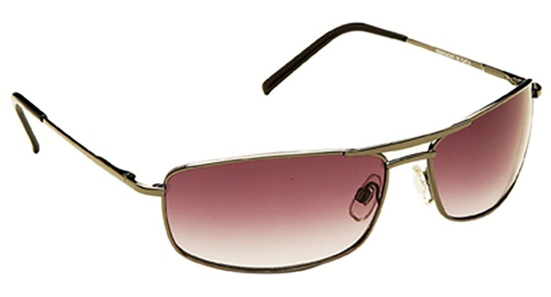 EYE LEVEL Sunglasses Classic Vintage Retro Aviator + Case UV400
