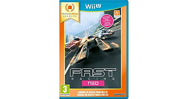 eShop Selects: Fast Racing NEO: Amazon.es: Videojuegos