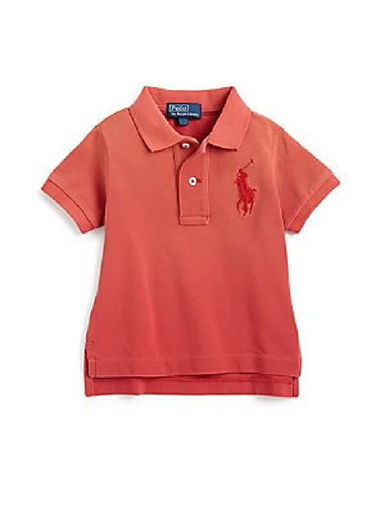 Ralph Lauren Infant's Polo Shirt - Red