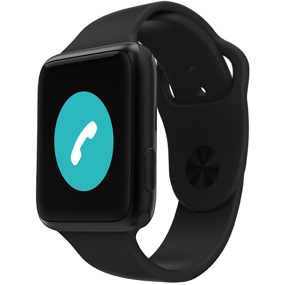 Leopard Shop Ulefone Smart Watch Marcador telefónico SMS función ...