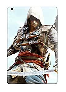 3873221J54528013 Case Cover, Fashionable Ipad Mini 2 Case - Assassin's Creed 4 Black Flag Game